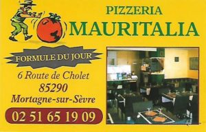 Pizzeria Mauritalia